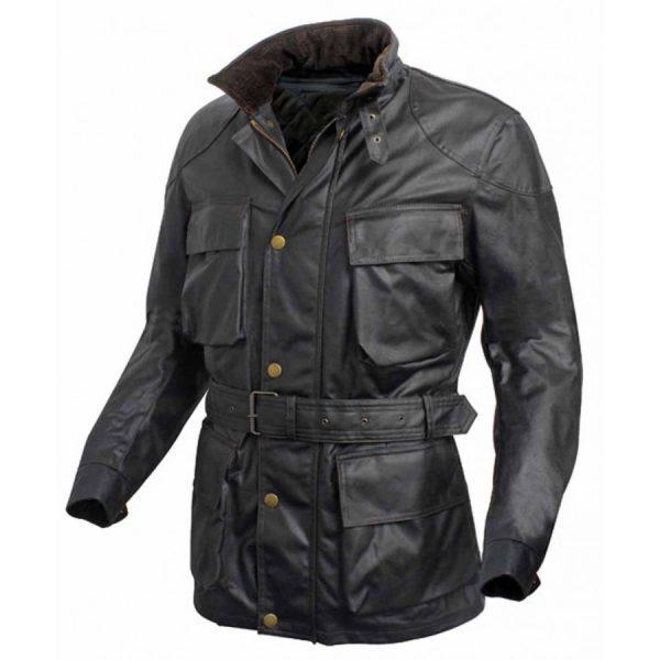 Tom Hardy Bane Leather Jacket