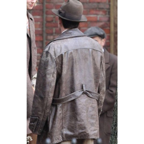 Live By Night Brown Jacket
