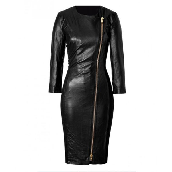 Ashley Roberts Black Dress