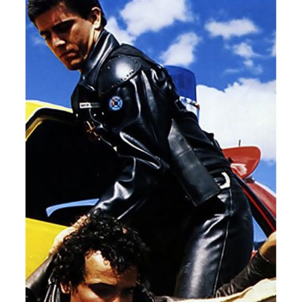 Mad Max Black Jacket