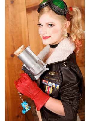 Harley Quinn Bombshell Jacket