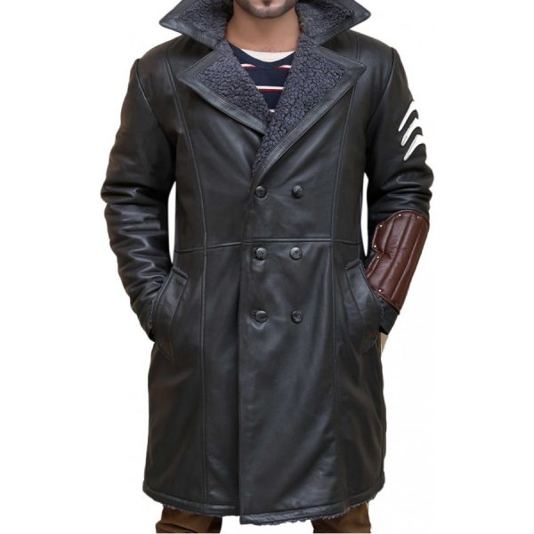 Jai Courtney Suicide Squad Coat