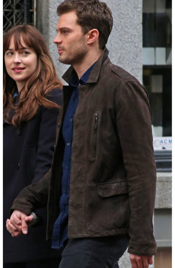 Fifty Shades Darker Leather Jacket