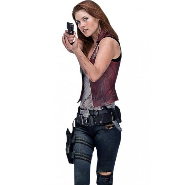 Claire Redfield Resident Evil Afterlife Vest