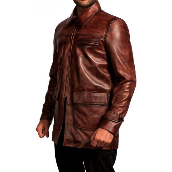Defiance Tuvia Bielski Daniel Craig Brown Jacket