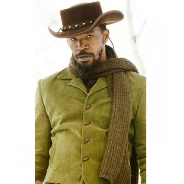 Jamie Foxx Green Jacket