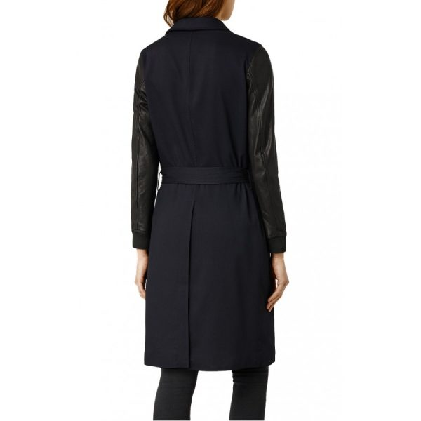 Clara Oswald Black Coat