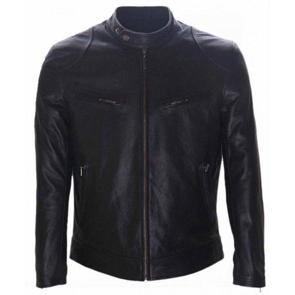 Donnie Yen Flash Point Black Jacket
