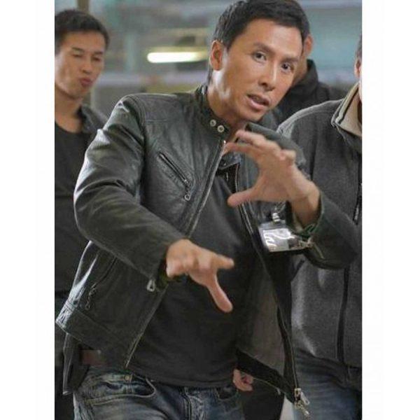 Flash Point Donnie Yen Leather Jacket-0