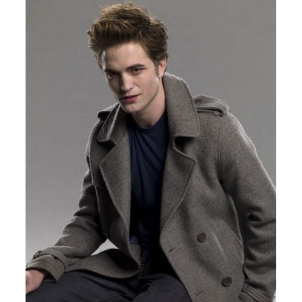 Edward Cullen Grey Jacket