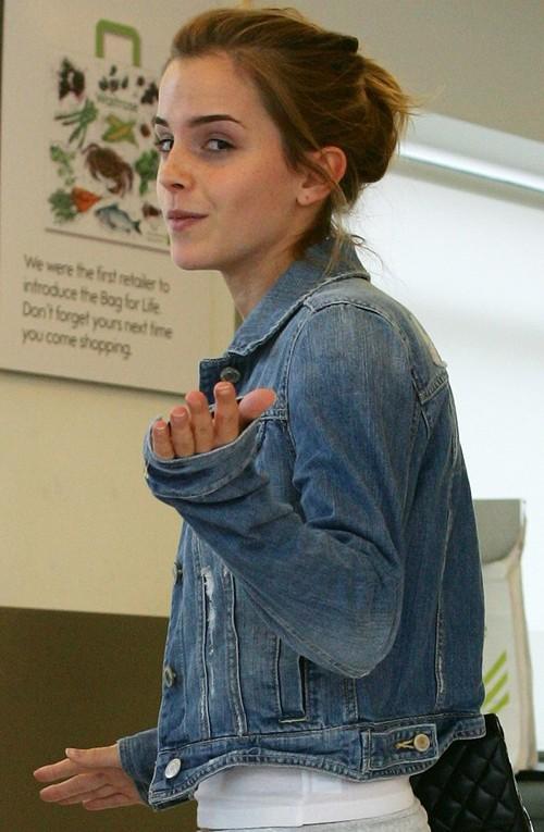 Emma Watson Jacket
