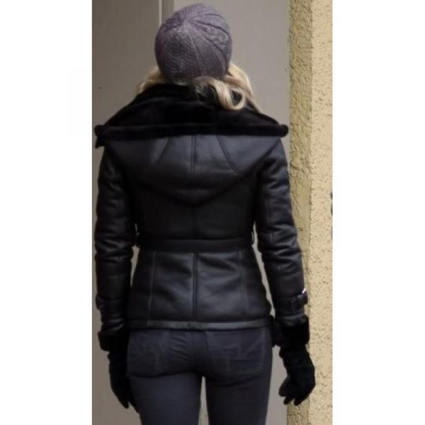 Emma Swan Black Jacket