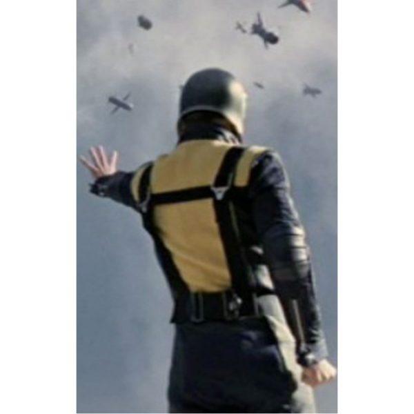 Erik Lensherr X-Men First Class Jacket