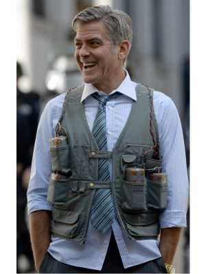 Money Monster George Clooney Vest-0