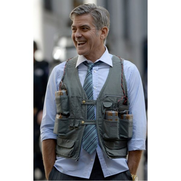 Money Monster George Clooney Vest-0