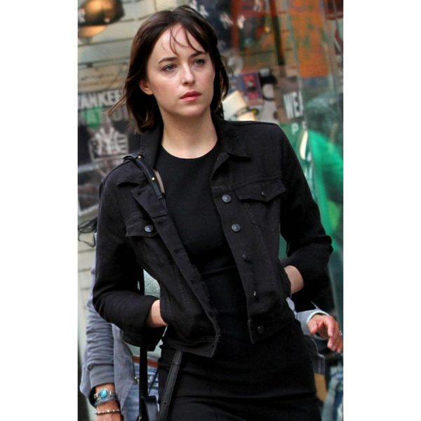How To Be Single Alice Denim Jacket