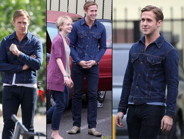 Drive Ryan Gosling Denim Jacket