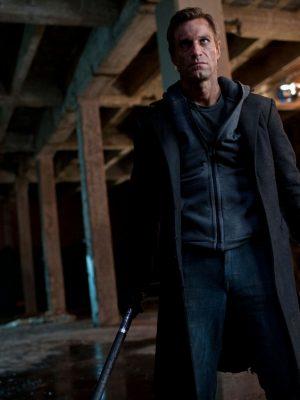 I Frankenstein Aaron Eckhart Leather Coat