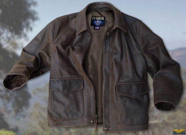 Indiana Jones Brown Jacket