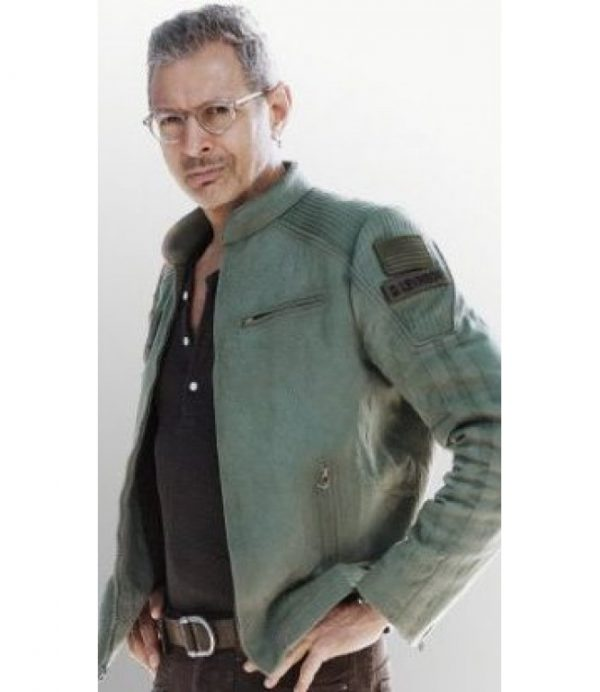 Independence Day Leather Jacket