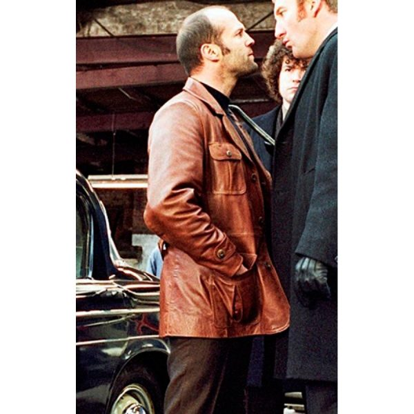The Bank Job Jason Statham Leather Jacket-4446