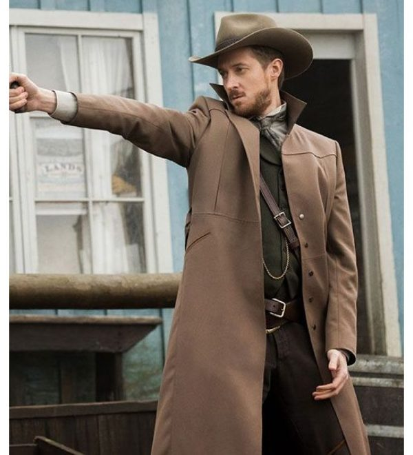 Rip Hunter Legends of Tomorrow Cotton Coat