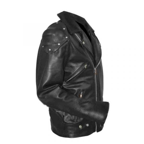 Rockatansky Mad Max Biker Leather Jacket
