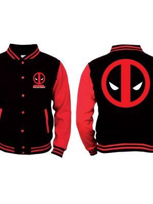 Deadpool Bomber Jacket