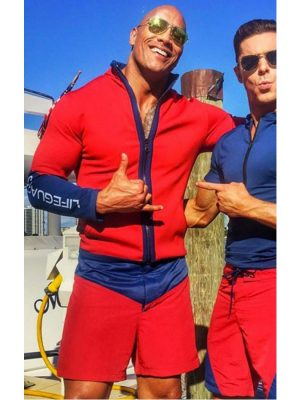 Baywatch Mitch Buchannon Jacket-0