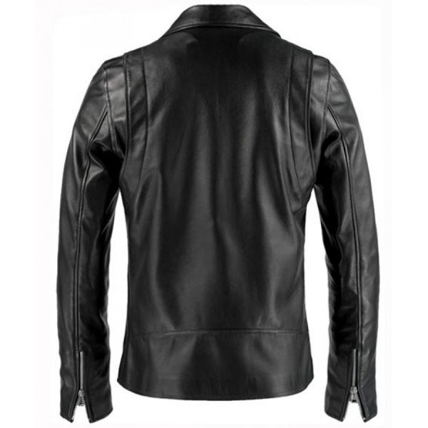 Ghost Rider Johnny Blaze Black Jacket