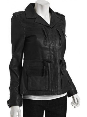 Revolution Elizabeth Mitchell Black Jacket
