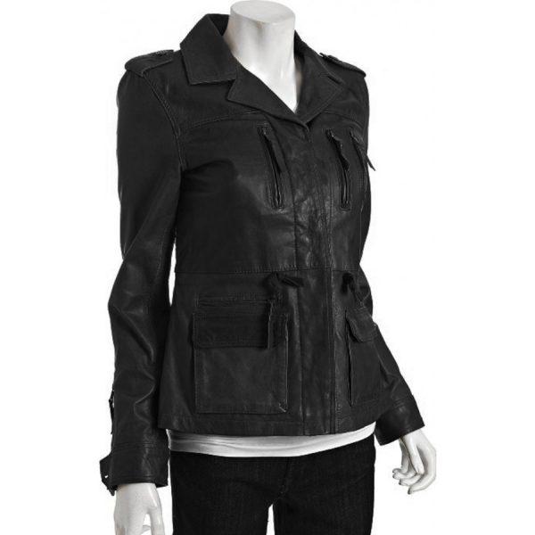 Revolution Elizabeth Mitchell Black Jacket