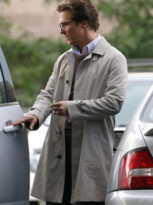 Matthew Mcconaughey Cotton Jacket