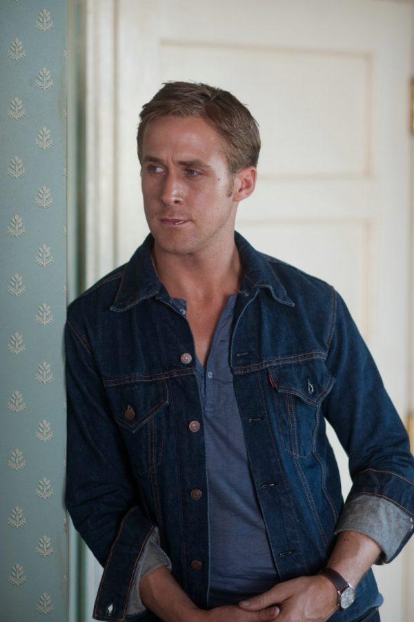 Ryan Gosling Denim Jacket From Drive