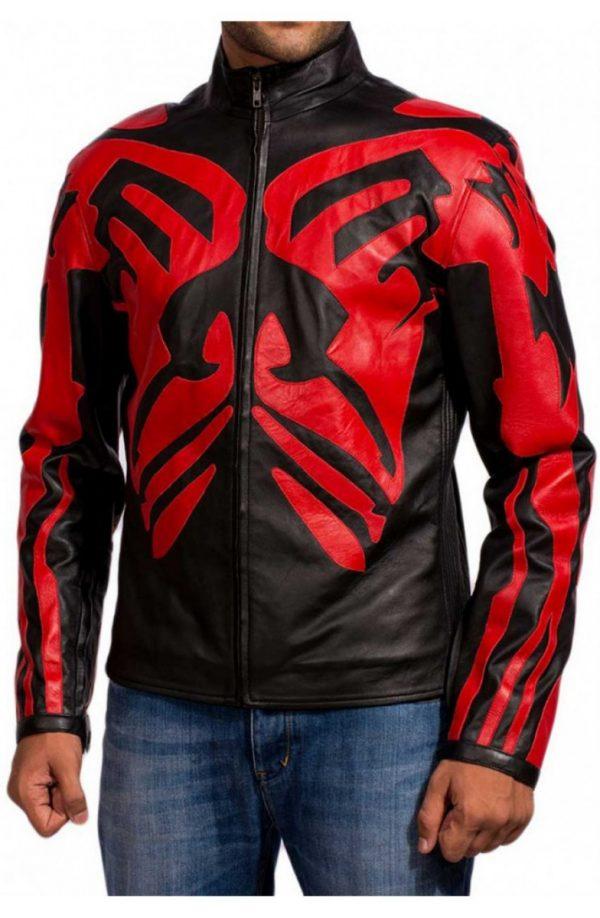 Darth Maul Leather Jacket