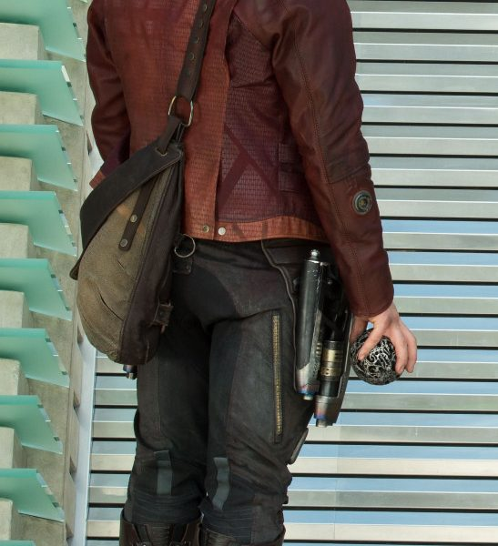 Guardians of The Galaxy Peter Quill Leather Jacket