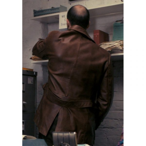 The Bank Job Jason Statham Leather Jacket-4447