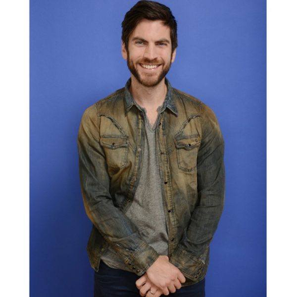 Wes Bentley Denim Jacket