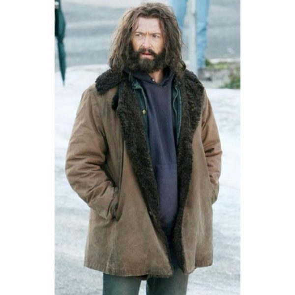 Hugh Jackman Wolverine Coat-0