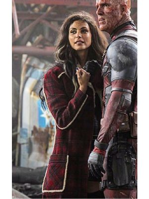 Vanessa Deadpool Red Jacket