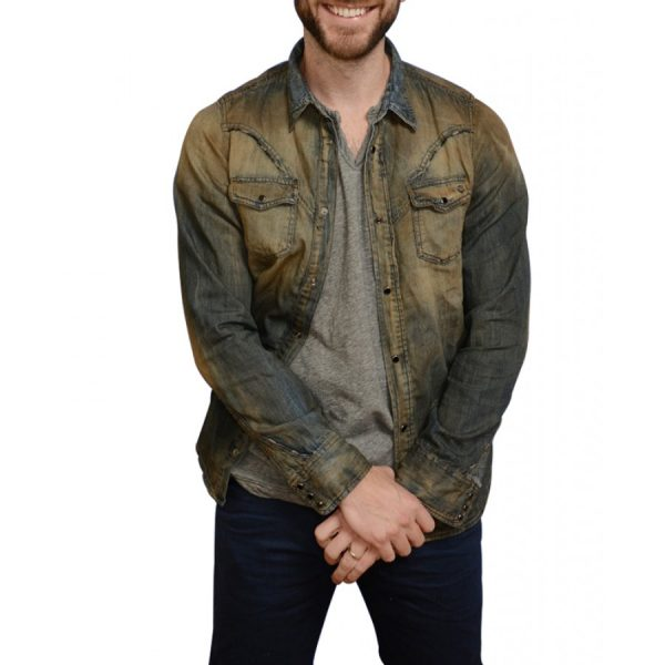 Mr. Crawford The Better Angels Movie Wes Bentley Jacket-0