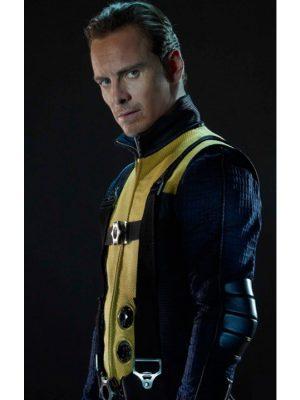 X-Men First Class Erik Lensherr Jacket