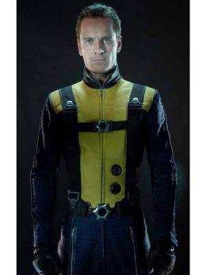 X-Men First Class Magneto Jacket-0