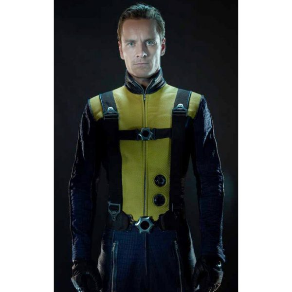 X-Men First Class Magneto Jacket-0