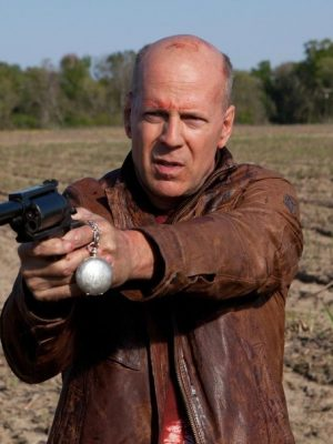 Looper Bruce Willis Brown Jacket