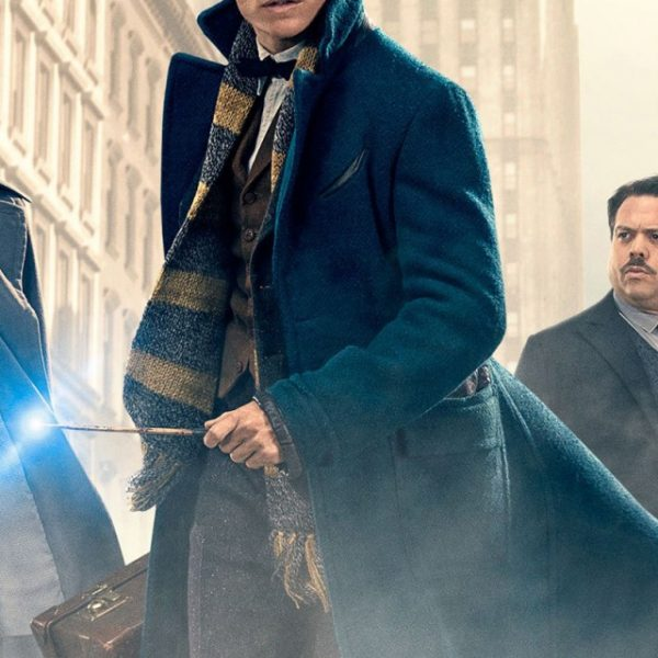 Eddie Redmayne Long Coat Fantastic Beasts 2016-0