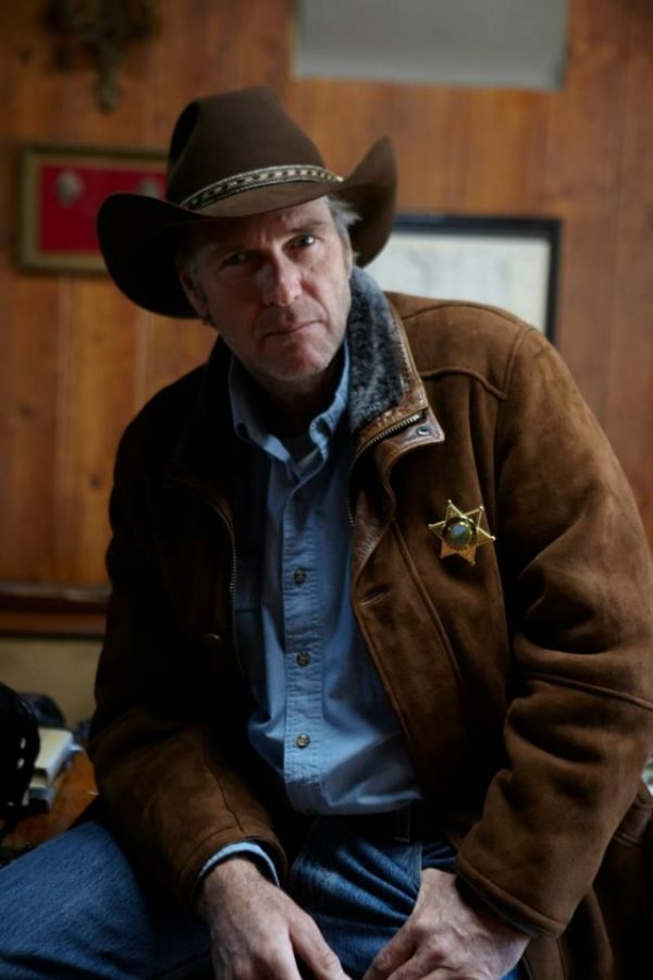 Robert Taylor Longmire Brown Coat
