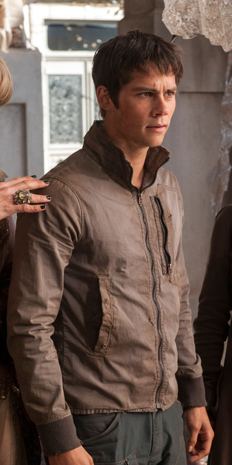 Dylan O'Brien Cotton Jacket The Scorch Trials -0