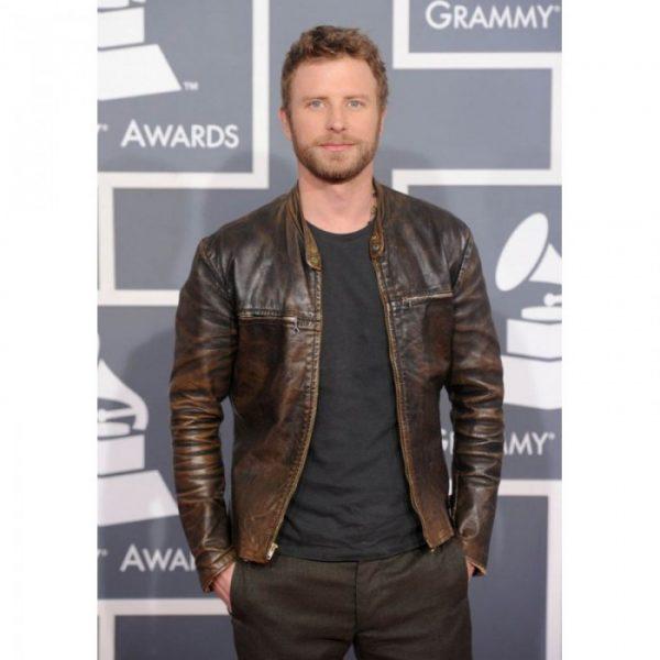 Dierks Bentley Brown Grammy Awards Jacket -0