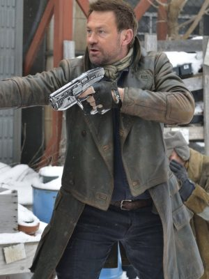 Defiance Grant Bowler Trench Coat